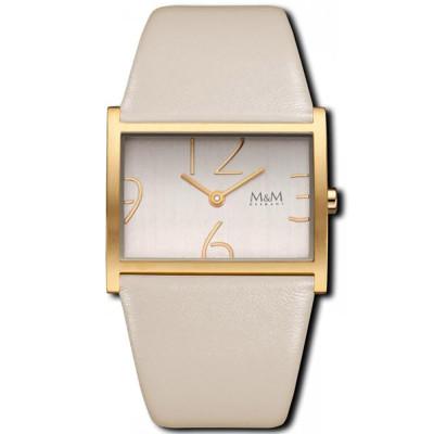 ساعت مچی زنانه اصل |برند ام اند ام | مدل M11905-913