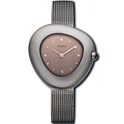 ساعت مچی زنانه اصل |برند ام اند ام | مدل M11924-127