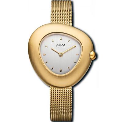 ساعت مچی زنانه اصل  برند ام اند ام   مدل M11924-212