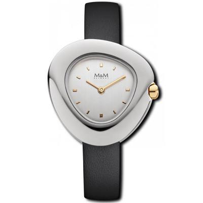 ساعت مچی زنانه اصل  برند ام اند ام   مدل M11924-462