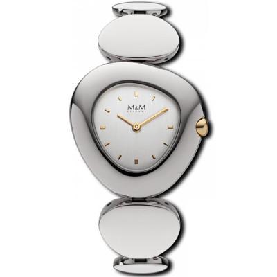 ساعت مچی زنانه اصل  برند ام اند ام   مدل M11925-362