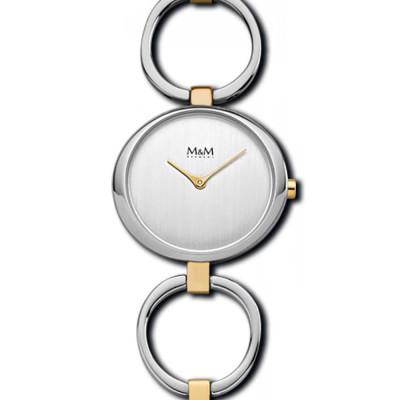ساعت مچی زنانه اصل  برند ام اند ام   مدل M11930-362