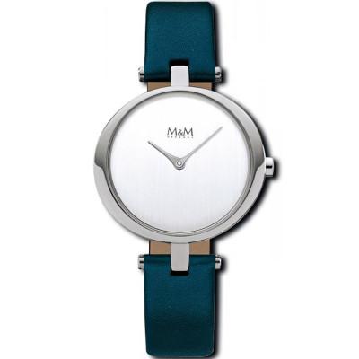 ساعت مچی زنانه اصل |برند ام اند ام | مدل M11931-642