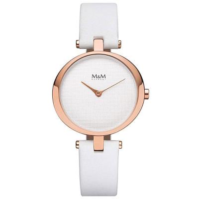 ساعت مچی زنانه اصل |برند ام اند ام | مدل M11931-791