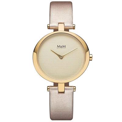 ساعت مچی زنانه اصل  برند ام اند ام   مدل M11931-937