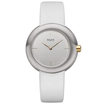 ساعت مچی زنانه اصل |برند ام اند ام | مدل M11936-752