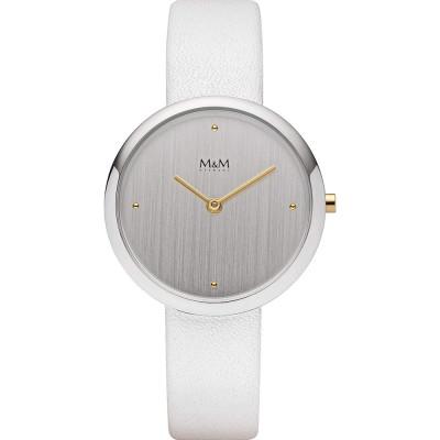 ساعت مچی زنانه اصل |برند ام اند ام | مدل M11944-762