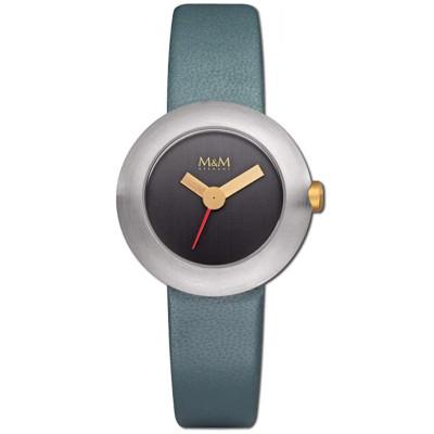 ساعت مچی زنانه اصل |برند ام اند ام | مدل M11948-955
