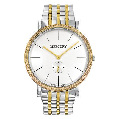 ساعت مچی مردانه اصل | برند مرکوری | مدل ME300-SG-D-1