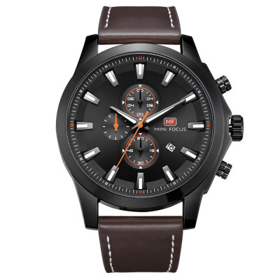 ساعت مچی مردانه اصل | برند مینی فوکوس | مدل MF0082G.04