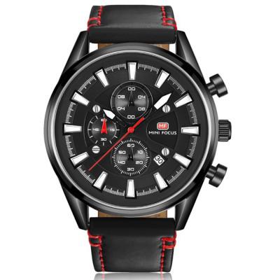 ساعت مچی مردانه اصل | برند مینی فوکوس | مدل MF0083.02