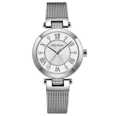 ساعت مچی زنانه اصل | برند مینی فوکوس | مدل MF0215l.02