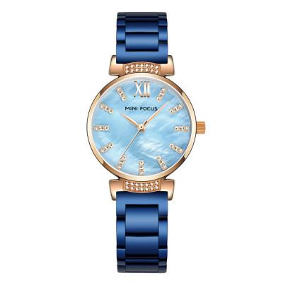 ساعت مچی زنانه اصل | برند مینی فوکوس | مدل MF0227l.04