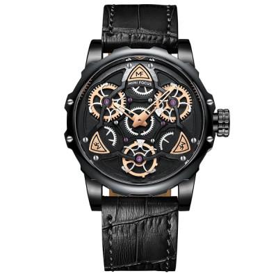 ساعت مچی مردانه اصل | برند مینی فوکوس | مدل MF0249.02