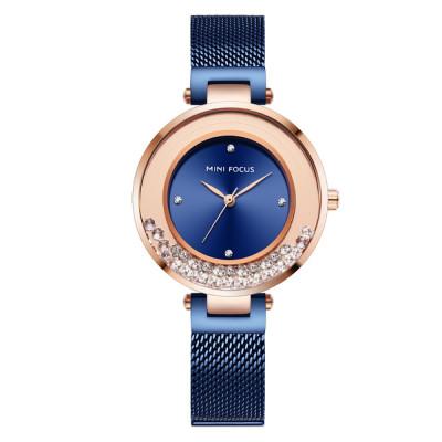 ساعت مچی زنانه اصل | برند مینی فوکوس | مدل MF0254l.04
