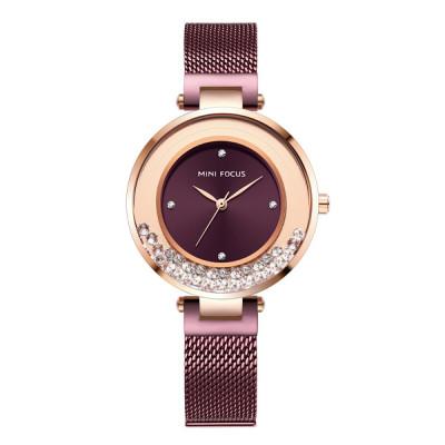 ساعت مچی زنانه اصل | برند مینی فوکوس | مدل MF0254l.05
