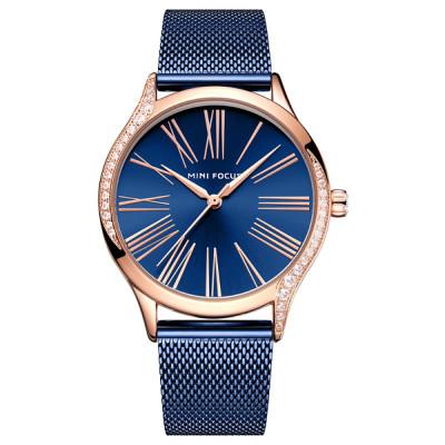 ساعت مچی زنانه اصل | برند مینی فوکوس | مدل MF0259l.04
