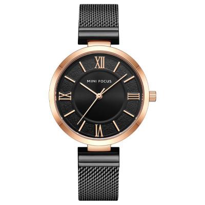 ساعت مچی زنانه اصل | برند مینی فوکوس | مدل MF0272l.03