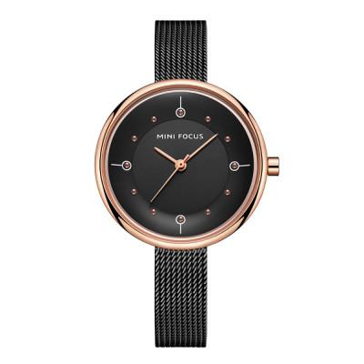 ساعت مچی زنانه اصل | برند مینی فوکوس | مدل MF0274l.03