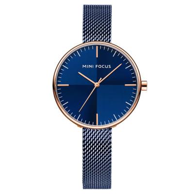 ساعت مچی زنانه اصل | برند مینی فوکوس | مدل MF0275l.04
