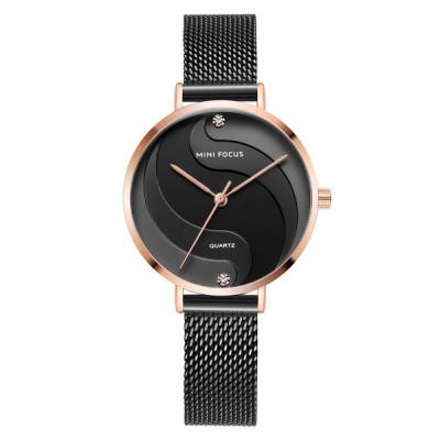 ساعت مچی زنانه اصل | برند مینی فوکوس | مدل MF0291l.03