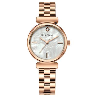 ساعت مچی زنانه اصل | برند مینی فوکوس | مدل MF0309l.03