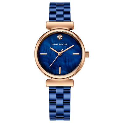 ساعت مچی زنانه اصل | برند مینی فوکوس | مدل MF0309l.04