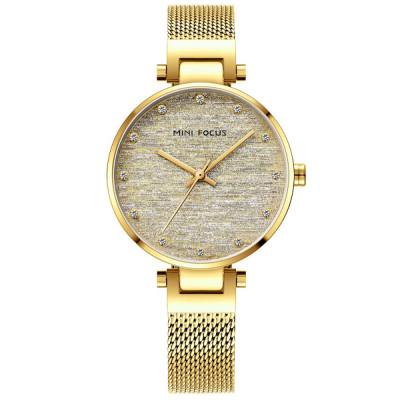 ساعت مچی زنانه اصل | برند مینی فوکوس | مدل MF0328l.02