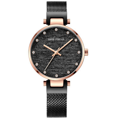 ساعت مچی زنانه اصل | برند مینی فوکوس | مدل MF0328l.05