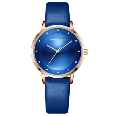 ساعت مچی زنانه اصل | برند مینی فوکوس | مدل MF0332l.10