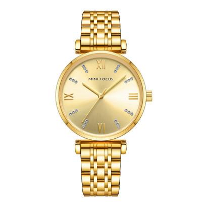 ساعت مچی زنانه اصل | برند مینی فوکوس | مدل MF0335l.02