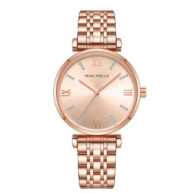 ساعت مچی زنانه اصل | برند مینی فوکوس | مدل MF0335l.03