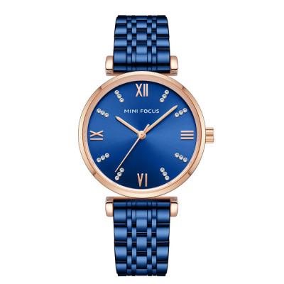 ساعت مچی زنانه اصل | برند مینی فوکوس | مدل MF0335l.04