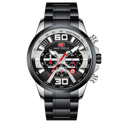 ساعت مچی مردانه اصل | برند مینی فوکوس | مدل MF0336.01