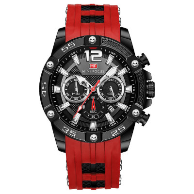 ساعت مچی مردانه اصل | برند مینی فوکوس | مدل MF0349.04
