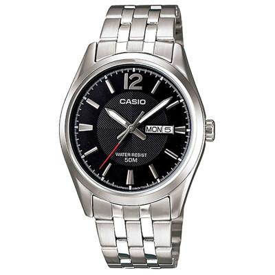 ساعت مچی مردانه اصل | برند کاسیو | مدل MTP-1335D-1A