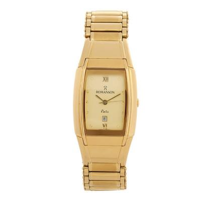 ساعت مچی زنانه اصل | برند رومانسون | مدل NM3511MM1GA81G