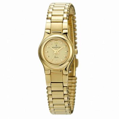 ساعت مچی زنانه اصل | برند رومانسون | مدل NM4510LL1GA81G