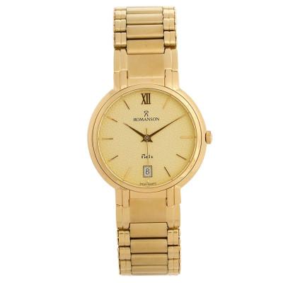 ساعت مچی مردانه اصل | برند رومانسون | مدل NM4518MM1GA81G