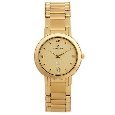 ساعت مچی مردانه اصل | برند رومانسون | مدل NM6507MM1GA81G