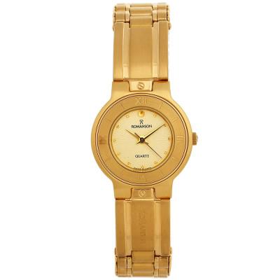 ساعت مچی زنانه اصل   برند رومانسون   مدل NM8516LL1GA81G
