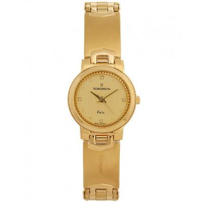 ساعت مچی زنانه اصل   برند رومانسون   مدل NM9554LL1GA81G