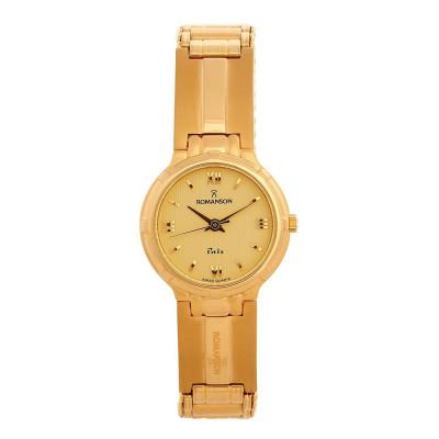 ساعت مچی زنانه اصل   برند رومانسون   مدل NM9555LL1GA81G