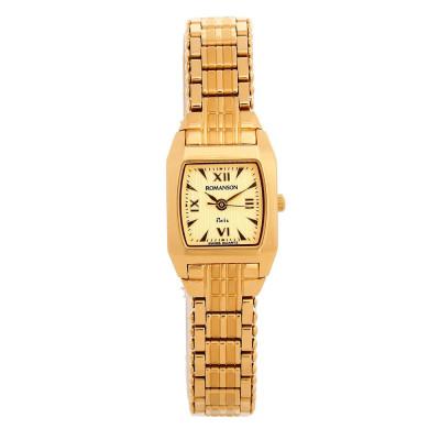 ساعت مچی زنانه اصل   برند رومانسون   مدل NM9961LL1GA81G