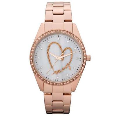 ساعت مچی زنانه اصل | برند دی کی ان وای | مدل NY8473