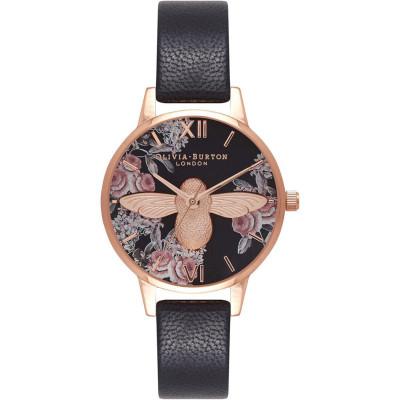 ساعت مچی زنانه اصل | برند اولیویا برتون | مدل OB16AM100