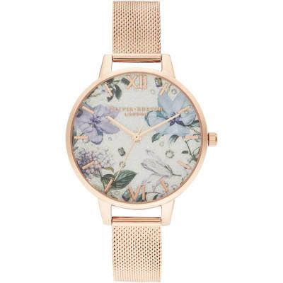 ساعت مچی زنانه اصل | برند اولیویا برتون | مدل OB16BF27