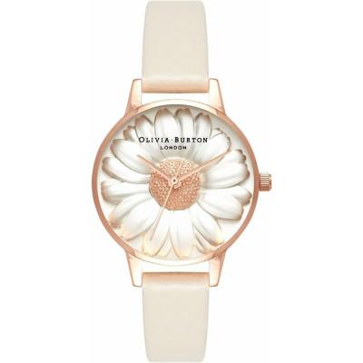 ساعت مچی زنانه اصل | برند اولیویا برتون | مدل OB16FS101