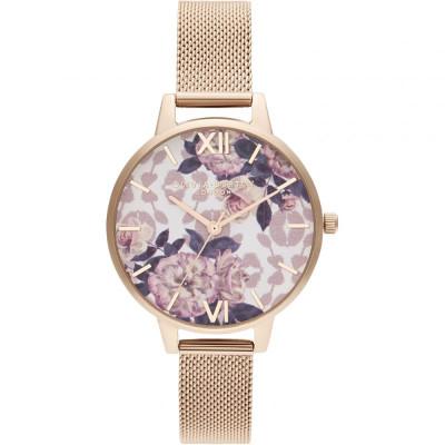 ساعت مچی زنانه اصل | برند اولیویا برتون | مدل OB16LP01
