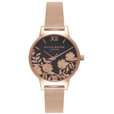 ساعت مچی زنانه اصل | برند اولیویا برتون | مدل OB16MV57